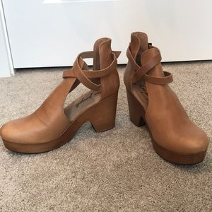 Free people cedar clogs